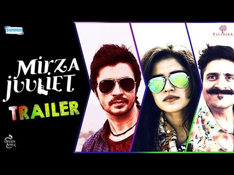Mirza Juuliet - Official Trailer | Releasing On 14 April 2017