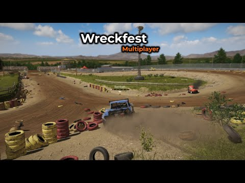 Wreckfest -- Opname 09/05/2019