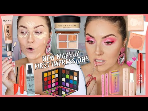 full face of first impressions! ? ft Me, Myself & Mmmmitchell Palette