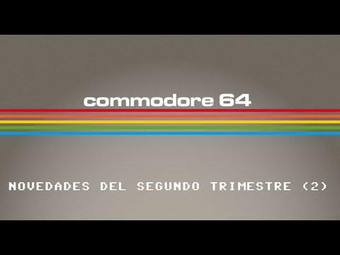 Directitos de Mierda: Novedades del segundo trimestre (2)  - C64 Real 50hz #Commodore 64 Club videos