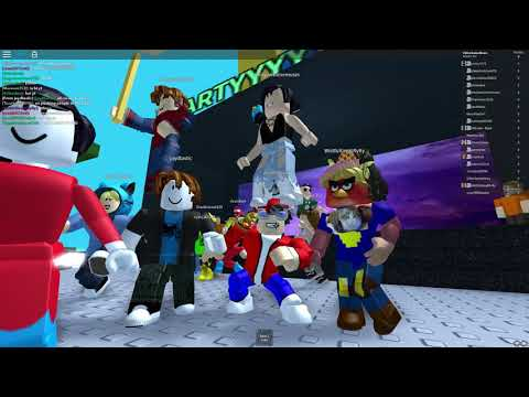 Playing ROBLOX with fans! 780K Special