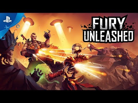 Fury Unleashed - Gameplay Trailer | PS4