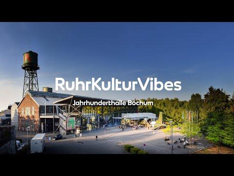 RUHR KULTUR VIBES – Workout in der Jahrhunderthalle Bochum