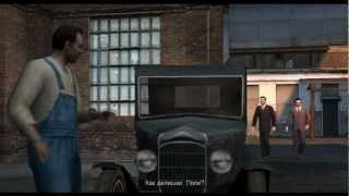 Прохождение Mafia с Maller'ом [Часть вторая]