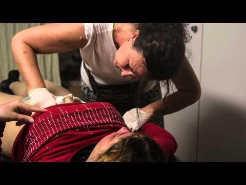 Räddning på Medelhavet – sjuksköterskan Astrid Börjesson