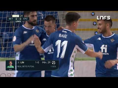 Real Betis Futsal   ElPozo Murcia Costa Cálida Memorial Miquel Jaume