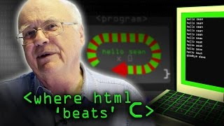 Where HTML beats C - Computerphile