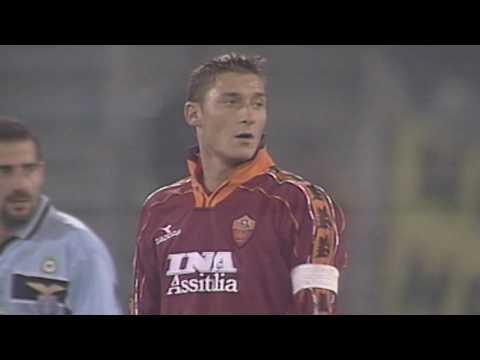 Classic Goal: Totti v Lazio