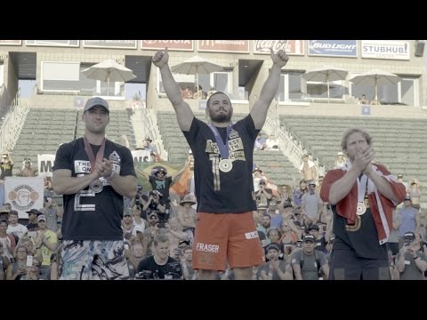 Catching Up With Mat Fraser