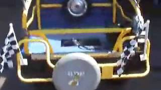 piaggio ape - monster tuning testdrive - youtube