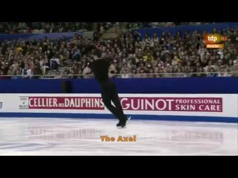 [ENG SUB] Spanish Commentary: Javier Fernandez (ESP) SP - Worlds 2015