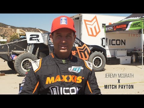 Jeremy McGrath talks about his relationship with Mitch Payton - Motocross Action Magazine