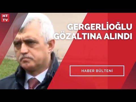 Son dakika haberi Gergerlioğlu gözaltına alındı