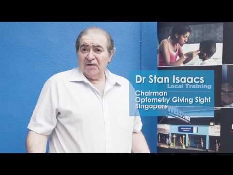 Bringing good vision to people in need in Singapore