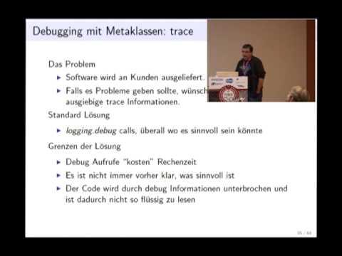 Image from Praktische Anwendung von Metaklassen