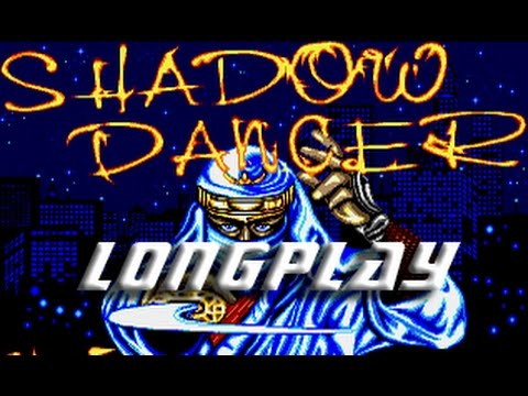 Shadow Dancer (Commodore Amiga) Longplay