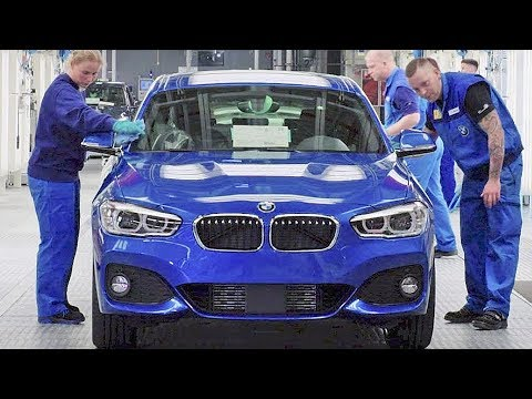 CAR FACTORY: 2017 BMW 1 Series and BMW 2 Series (without music)