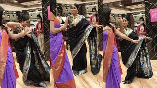 Actress Poorna Superb Dance at Virtual Event | TFPC - TFPC