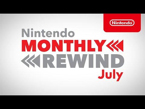 Nintendo Monthly Rewind - July 2021