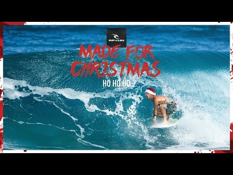 Merry Christmas from Mason & the Rip Curl Crew