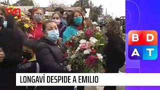 Caso Emillio: Longaví despide al niño en medio de la formalización de los acusados   BDAT