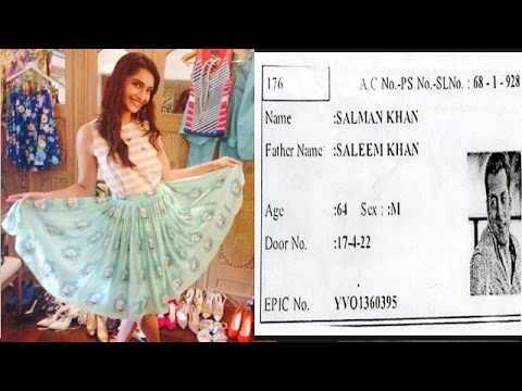 Sonam Hates The Term 'Fashionista' |  Another Salman Khan Votes In Hydrabad