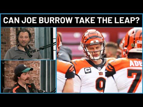Could Joe Burrow be a top-10 quarterback in 2021 | PFF