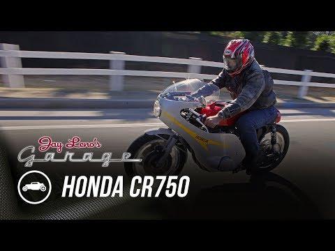 1973 Honda CR750 - Jay Leno's Garage