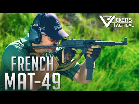 French MAT-49