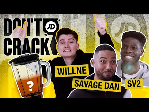 jdsports.co.uk & JD Sports Discount Code video: WILLNE, SV2 AND SAVAGE DAN | JD DON'T CRACK EPISODE 7