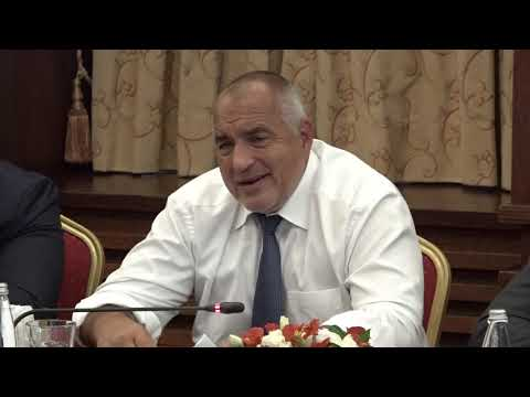 Бойко Борисов: Нивото на незаконната търговия с цигари намалява