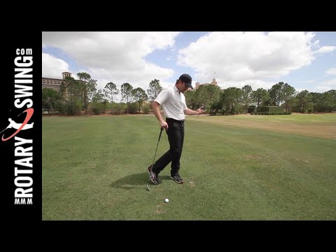 Should You Splay Your Left Foot at Setup - 60 SECOND GOLF TIPS