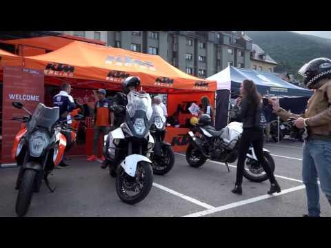 Motosx1000 : Rodibook con la KTM 1050