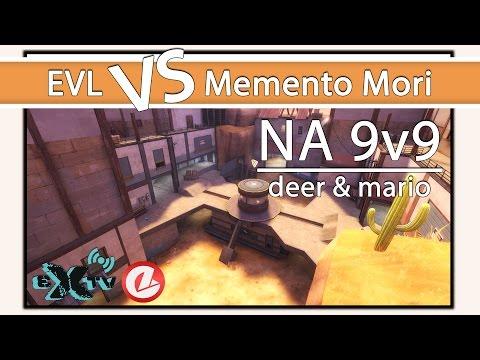 eXtv/EVLTV Live: UGC Plat S18 Week 3 - EVL Gaming vs Memento Mori