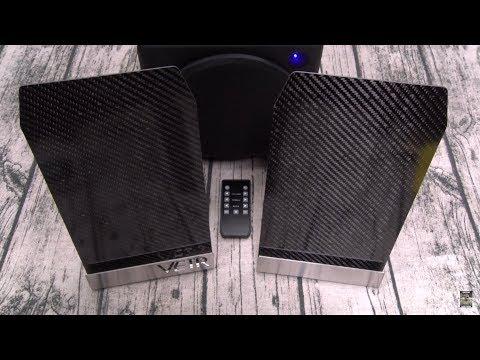 PANL1- The Worlds Thinnest Carbon Fiber Speakers