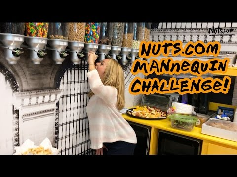 Mannequin Challenge | Nuts.com | #MannequinChallenge