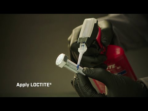 LOCTITE PRO PUMP Hand Held Dispenser - How to use it