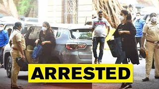 Breaking News: Rhea Chakraborty arrested by Narcotic Control Bureau officials in Mumbai | TFPC - TFPC