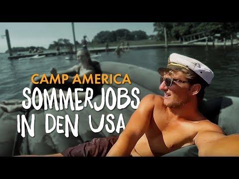 Mattis über seinen SOMMERCAMP JOB in den USA 😎