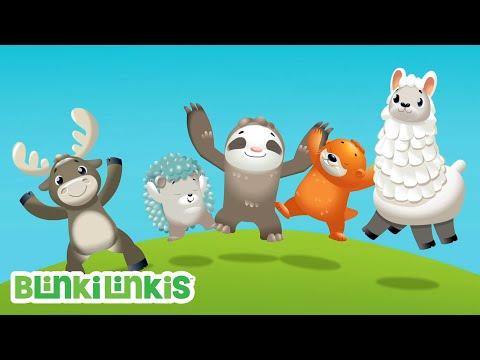 Die Regenbogen Farben - BlinkiLinkis | Fisher-Price Deutsch | Kinderlieder | Cartoons für Kinder