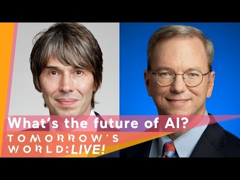 LIVE: Q&A with Professor Brian Cox - What's the future of artificial intelligence?