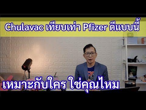 ChulaVac-วัคซีนของไทย-เหมาะกับ