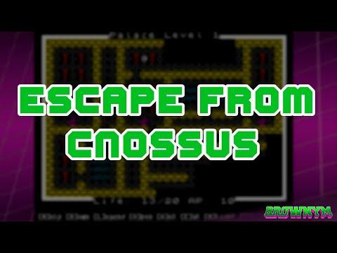 Escape from Cnossus [2013] Felix Plesoianu