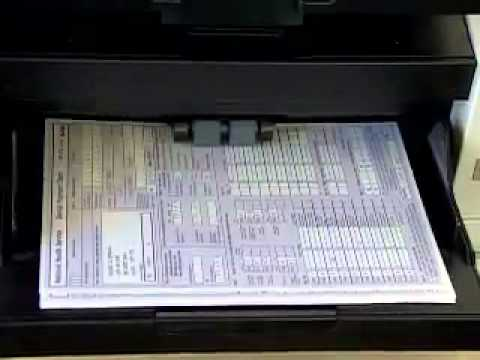 Kodak i4600 Scanner  Mixed medical documents Preview
