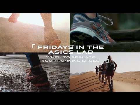 Fridays in the ASICS Lab | Episode 5: When to Replace Your Running Shoes