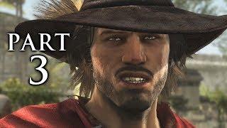 Assassin's Creed 4 Black Flag Gameplay Walkthrough Part 3 - The Gunslinger (AC4)