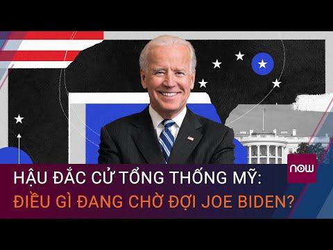 Câu chuyện hậu đắc cử tổng thống Mỹ: Điều gì đang chờ đợi Joe Biden?   VTC Now