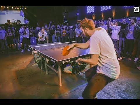 Viva Movimiento - das Tischtennis-Turnier mit Viva con Agua Köln