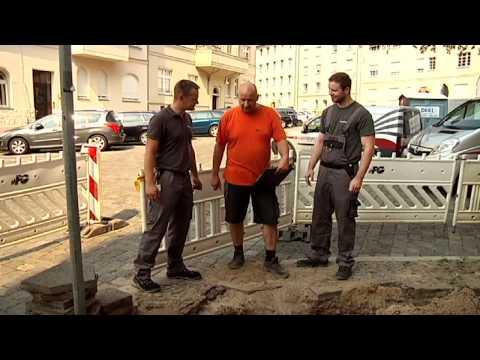 Video: Was passiert, wenn der Bagger zuschlägt?