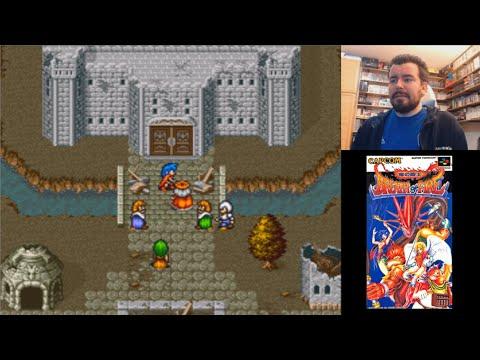 BREATH OF FIRE (Super Nintendo) - La saga rolera de Capcom || GAMEPLAY en Español SNES